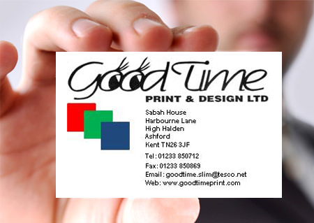Printing From Good Time Print